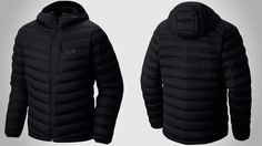 Mountain Hardwear представила лёгкий и компактный пуховик StretchDown Hooded Jacket