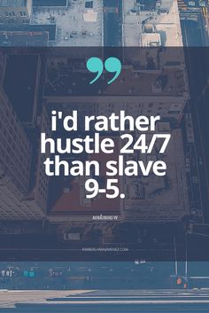Such a good reminder. When times get tough in your business, remember the freedom that comes with being your own boss. ;)