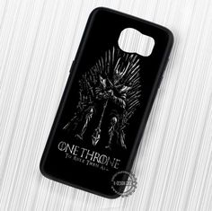 Game of Thrones One Throne to Rule Them - Samsung Galaxy S7 S6 S5 Note 7 Cases & Covers