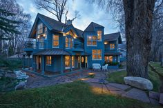 This timeless masterpiece captures views of Aspen perfectly. Aspen, CO Coldwell Banker Mason Morse Real Estate