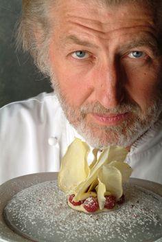 Chef Pierre Gagnaire @ Pierre Cagnaire Restaurant (Paris, France) – www.pierre-gagnaire.com.