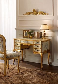 Classic Luxury Home Study Furniture By Andrea Fanfani Italy. Classic  Furniture, Cool Furniture,