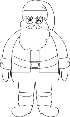 Saint Santa Coloring Pages, Christmas Coloring Pages, Coloring Pages For Kids, Coloring Books, School Christmas Gifts, Christmas Rock, Christmas Colors, Christmas Stuff, Christmas 2015