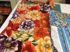 Vera Bradley print apron