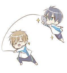 Free! - Iwatobi Swim Club, haruka nanase, haru nanase, haru, nanase, haruka, makoto tachibana, makoto, tachibana, free!, iwatobi
