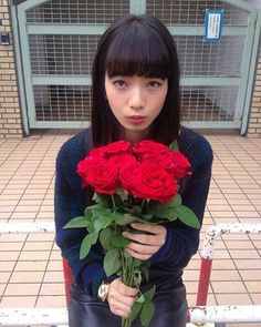 小松菜奈 Japanese Beauty, Japanese Girl, Asian Beauty, Japanese Makeup, Natural Beauty, Nana Komatsu Fashion, Komatsu Nana, Aesthetic People, Girls Characters