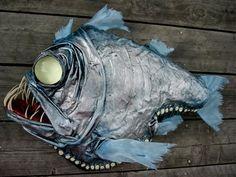 Deep sea hatchetfish by Adelle Caunce - See this image on Photobucket.