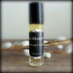 LE MARAIS Perfume  Patchouli Sweet Orange by MaisonDeAlchimie