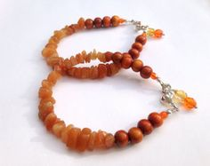 Handmade Beaded Jewelry Inspired by Nature and by ZandrasJewelry Handmade Beaded Jewelry, Unique Jewelry, Jewelry Ideas, Cute Bracelets, Beaded Bracelets, Stone Chips, Gifts For Women, Ladies Gifts, Etsy Jewelry