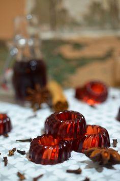 Ninas kleiner Food-Blog: Kirsch-Fruchtgummi mit Wintergewürzen
