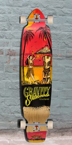 "Longboards USA - Gravity Big Kick 45"" Tequila Sunrise Orange Red Longboard - Complete, $188.00 (http://longboardsusa.com/longboards/cruiser-longboards-riding-style/gravity-big-kick-45-tequila-sunrise-orange-red-longboard-complete/)"