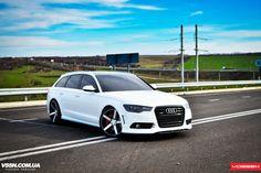 for 05-08 Audi B7 A4 C6 A6 EBC Redstuff Ceramic Brake Pads Front /& Rear Set