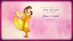 divya chaturvedi on Behance Wedding Card Design Indian, Indian Wedding Cards, Indian Wedding Decorations, Wedding Designs, Wedding Card Quotes, Wedding Pics, Wedding Events, Wedding Ideas, Indian Wedding Invitation Cards