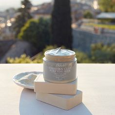 Greetings from Umbria! We are taking a journey through the Italian countryside this week to celebrate one of our most iconic products: the Umbrian Clay Purifying Mask