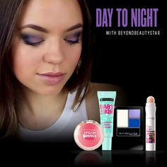 @BeyondBeautyStar shows us how to work an electrifying look during the day and in the dark.