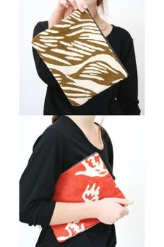 virginia johnson clutch purses