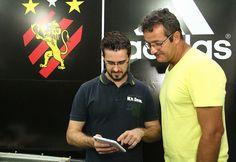 BLOG DAS PPPS: Sport Recife fecha parceria importante para 2016