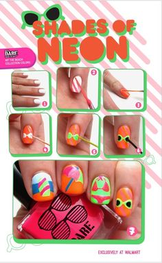 Shades of Neon, Share if you wanna try <3