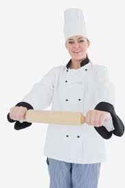 Resultado de imagem para roupa de chef mulher