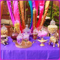 Arabian/Aladdin Theme Birthday Party Ideas | Photo 2 of 12 | Catch My Party