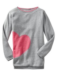 Gap Icon Embroidered Sweater