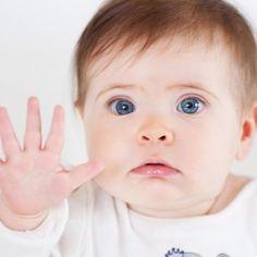 Los miedos de los bebés con 1 año.