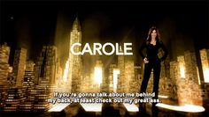 Why Carole Radziwill Had To Stop Being Polite And Start Getting Real