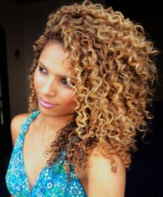 Gorgeous hair, love the color!
