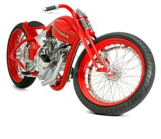BTR 3 by Goldammer Cycle