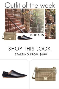 """""""moda in outfit"""" by trendcrossing on Polyvore featuring moda, Marni e Christian Dior"""