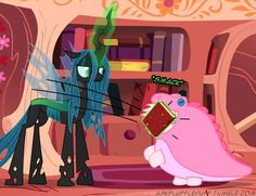 """Fluffle puff is SO frickn adorable and funny so click this photo to go to the """"ask fluffle puff"""" blog on tumblr"""