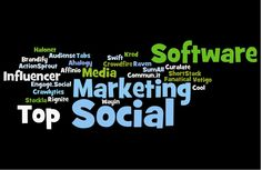 Awesome and amazing reliable marketing software Marketing Software, Social Media Marketing, Top Social Media, Business Intelligence, Influencer Marketing, Management, Amazing, Awesome