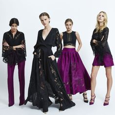 #ZUHAIR #MURAD READY-TO-WEAR 2015