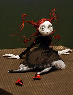 Fantasy | Whimsical | Strange | Mythical | Creative | Creatures | Dolls | Sculptures | ☥ | by Christine Polis