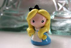 Polymer Wonderland--Alice by TubaQueen.deviantart.com on @deviantART