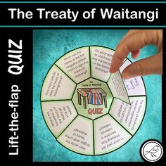 A question and answer activity for your students when they are learning about the New Zealand Treaty of Waitangi / Te Tiriti o Waitangi.Glue the front and back template together. Do some research and write the answers to the questions under the flaps. Use as an in-class activity or as a homework a... School Resources, Teaching Resources, Classroom Resources, Spelling Words, Sight Words, Student Learning, Teaching Kids, Treaty Of Waitangi, Exercise Book