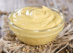 MUSTARD DIP -- Besides crackers, this dip is excellent with seafood. Greek Recipes, Dip Recipes, Gourmet Recipes, Dessert Recipes, Cooking Recipes, Party Recipes, Party Snacks, Food Network Recipes, Food Processor Recipes