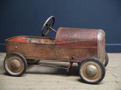 Mini Motorcar, Decorative Antiques, Drew Pritchard