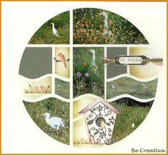 Toujours dans la prairie - blog de Be Creativa