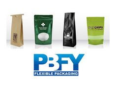 Create a professional brand for your products with PBFY's coffee bag labels. Many styles and colors to choose from, all designed to keep your coffee fresh
