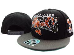 11a7aadc1dadc New Era MLB Milwaukee Brewers Snapback Hats Caps 47 Brand ID 4108
