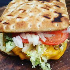 Ollis Grillabenteuer: Hamburger Royal TS Olli Style