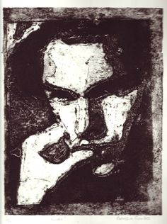 collagraph by Natasha Gardos Phoenix Art, River Phoenix, Collagraph Printmaking, Art Alevel, Etching Prints, Sketches Of People, Art Techniques, Graphic Art, Art Drawings