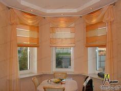Cozinha, sala de jantar - cortinas Beleza Arlene - São Petersburgo