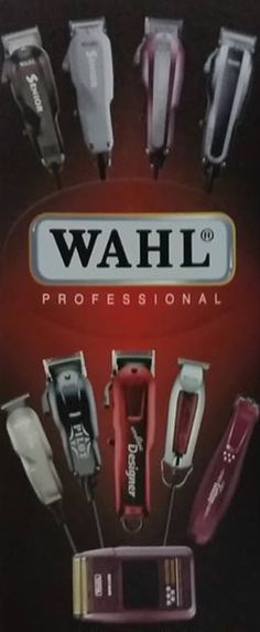 Wahl Booth at Atlanta Hair Show 2016 #ABBS #Atlanta #barber #supplies #Wahl #clippers #trimmers
