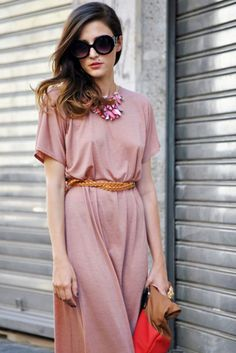 I love the mauve. (Eleonora Carisi)