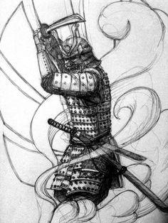 1000 images about samurai design on pinterest samurai samurai tattoo and warriors. Black Bedroom Furniture Sets. Home Design Ideas