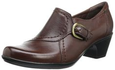Clarks Women's Ingalls Ocean Loafer,Brown Leather,11 M US Clarks,http://www.amazon.com/dp/B00ATYGYHK/ref=cm_sw_r_pi_dp_I-k4sb1N27KABHW0