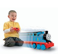 Fisher-Price Thomas and Friends Steam 'n Speed R/C Thomas-Isaac