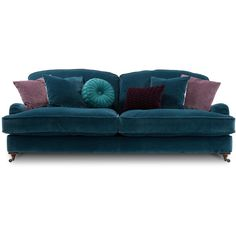 Harlequin Isabelle 3 seater sofa ($4,730) ❤ liked on Polyvore